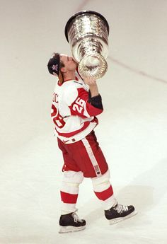 Joe Kocur DETROIT RED WINGS
