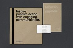 Looks like good Design Portfolio by We Are All Connect