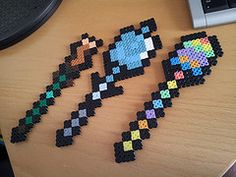 terraria rods (oulosvie) Tags: beads hama perler terraria flickrandroidapp:filter=none