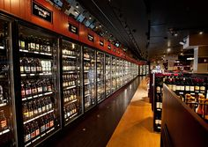 This is Walters dream, to have a Liquor Store. This could potentially look like what he would want it to be.
