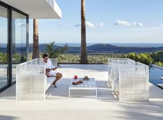VILLA ZEGNA - Outdoor Lounge (4)