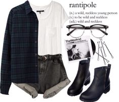 back to school grunge outfits - Google Search