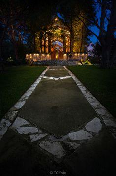 wayfarer chapel aka glass church palos verdes estates california designed by lloyd wright