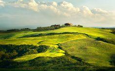 La Toscana, Italia.