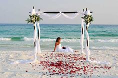 Plan your wedding on the beach at Henderson Park Inn. There is nothing as romantic as saying your vows with the beautiful Destin, FL beach serving as your backdrop. With the wind in your hair and the waves at your feet, your wedding will be simple, romantic and absolutely gorgeous!