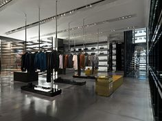 Dior Homme Taipei 101 flagship store by Pure Creative, Taipei