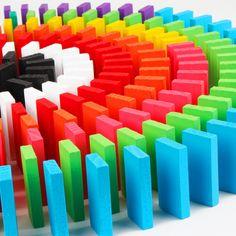 $7.49 (Buy here: https://alitems.com/g/1e8d114494ebda23ff8b16525dc3e8/?i=5&ulp=https%3A%2F%2Fwww.aliexpress.com%2Fitem%2F100Pcs-Domino-Wooden-Tower-Wood-Building-Blocks-Toy-Rainbow-Color-Early-Intelligence-Education-Blocks-Authentic-Standard%2F32791732693.html ) 100Pcs Domino blocks pieces Wooden classic toys Dominoes Wood Building Blocks Intelligence Education toy Toys for children jugue for just $7.49