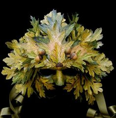 Greenman/Forest Spirit mask