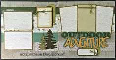 Scrap with Sue: October Club Kit 2 - Oh Deer!