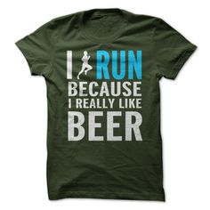 Green Shirt. Funny and Clever Beer Drinking Quotes, Sayings, T-Shirts, Hoodies, Tees, Clothing, Gifts.