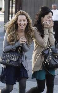Ashley tisdale & Vanessa Hudgens