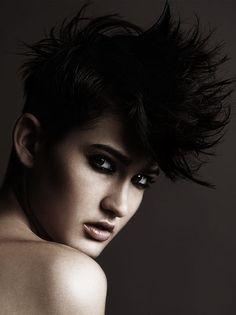 rock n roll haircut  - nicolas jurnjack archives  - hairstyles - fashion style…