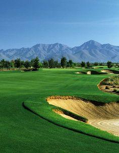 Golf Courses!