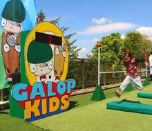 Galop Kids Luigi, Digital Prints, Fictional Characters, Art, Fingerprints, Art Background, Kunst, Performing Arts, Fantasy Characters