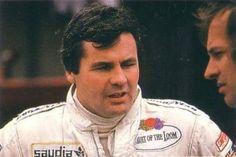 ALAN JONES #F1 #Formula1 #GrandPrix #GrandPrixF1 #ATCC #DART #Surtees #ShadowRacing #Albilad #BMWM1 #Williams #Ford #Lola #ArrowRacing http://www.snaplap.net/driver/alan-jones/
