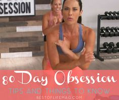 We all want to make the most of our 80 Day Obsession workout results! Find out everything you need to know about Autumn Calabrese's newest Beachbody on Demand workout program and get ready to get obsessed!