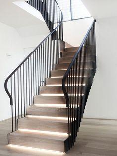 Triplex Apartments / Luigi Rosselli Architects