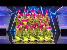 Wow...the choreography is excellent.  And it's combine traditional Chinese style and ballet. It's very good way to promote Chinese traditional dance in American culture. Love it!! America's Got Talent 2014 - Auditions - The Atlanta Professional Dance A...