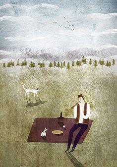 Nastia Sleptsova illustrations