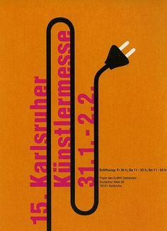 Graphic DesignHfG/Karlsruhe by Alki1, via Flickr