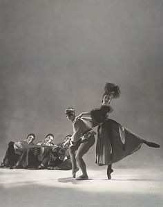 "George Platt Lynes (American, 1907–1955).  Eugene Loring and Annabelle Lyon in ""Harlequin for President,"" 1936, printed ca. 1953. The Metropolitan Museum of Art, New York. Gift of Lincoln Kirstein, 1986 (1986.1110.9) © Estate of George Platt Lynes #dance"