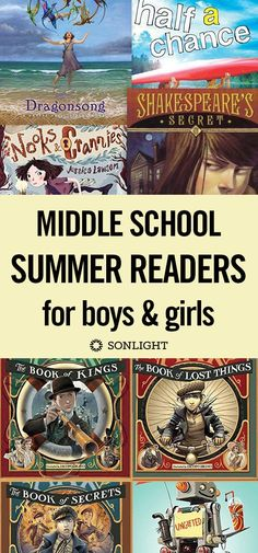 Summer Reader sets f