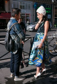 Street style and fashion trends - Lelook 2012