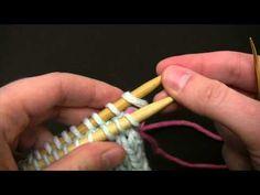 Guide to Kitchener Stitch