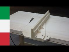 Making a Homemade Table Saw (part 2) - YouTube