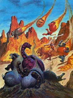 Earl Norem - Masters Of The Universe
