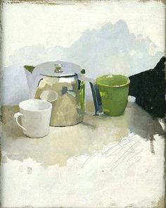 still life quick heart — Diarmuid Kelley Not for All the Tea in China ...