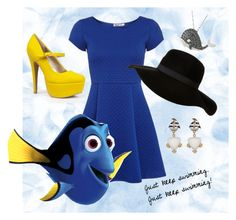 """Dory-Summer"" by sierra-alayna on Polyvore"