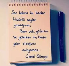Gülerken de ağlar insan... Meaningful Sentences, Good Sentences, Sad Girl Quotes, Book Quotes, Touching Words, Cool Words, Affirmations, Cards Against Humanity, Letters