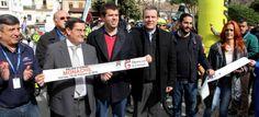 El pelotón de la Vuelta a Andalucía recorre 30 municipios de la provincia