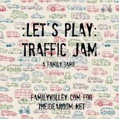 Traffic Jam for The Idea Room