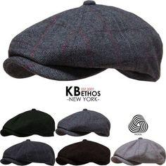e9db61a47cd Nice Winter Fashion Boots Cabbie Newsboy Gatsby Cap Mens Ivy Hat Golf  Driving Winter Cold Flat