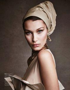 Bella Hadid | Vogue Japan | 2018 Cover | Fashion Editorial