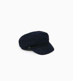 Gorra fieltro con pala y botones en azul marino de ZARA KIDS (AW17-18) por 9,95€. Ref. 4373/747 Zara Kids, Gucci Fashion, Womens Fashion, Felt Hat, My Wardrobe, Corduroy, Hats, Navy Blue, Buttons