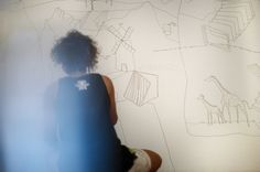 Milk Made - The Continuous Lines of Shantell Martin.