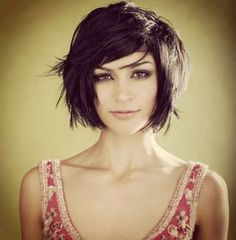 Camilla belle shoulder lenth short hair cuts thick hair styles Paris Hilton Short hair cuts thick hair cuts Short hair cuts for Thick Hair,T. Short Hairstyles For Thick Hair, Haircut For Thick Hair, Cut My Hair, Love Hair, Great Hair, Pretty Hairstyles, Short Hair Cuts, New Hair, Short Hair Styles