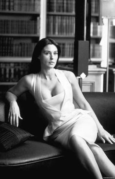 Monica Bellucci - Found on vefreya.tumblr.com