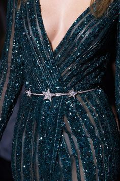 Zuhair Murad at Couture Fall 2015 - Details Runway Photos