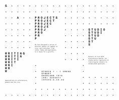 Glamuzina Architects #Webdesign
