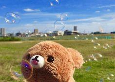 Rilakkuma bubbles