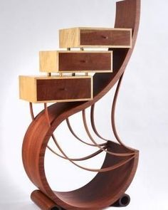 Pin by Jon French on Furniture Design Art Furniture, Unusual Furniture, Funky Furniture, Furniture Design, Furniture Outlet, Furniture Dolly, Cheap Furniture, Discount Furniture, Woodworking Inspiration