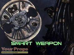 PREDATOR Smart-Disc: Predator 2 original movie prop weapon