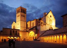 assisi italy - Google Search