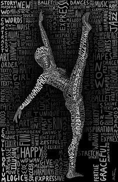 Ben Heine - Digital Paintings: Dancer