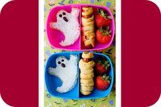 Bento Box Ideas for Kids for Halloween