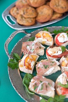 Over 15  Crostini Toppings You Just Have To Try! Hurried Hostess #appetizer #entertaining #partyfood